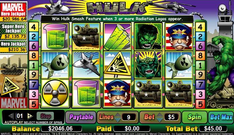 online slot machines no deposit